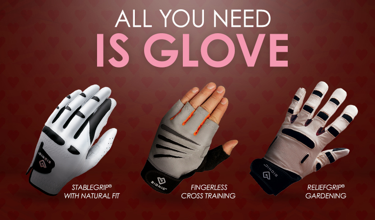 Bionic Gloves SUPER HUMAN PERFORMANCE